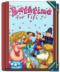 BATHTIME FOR FIFI